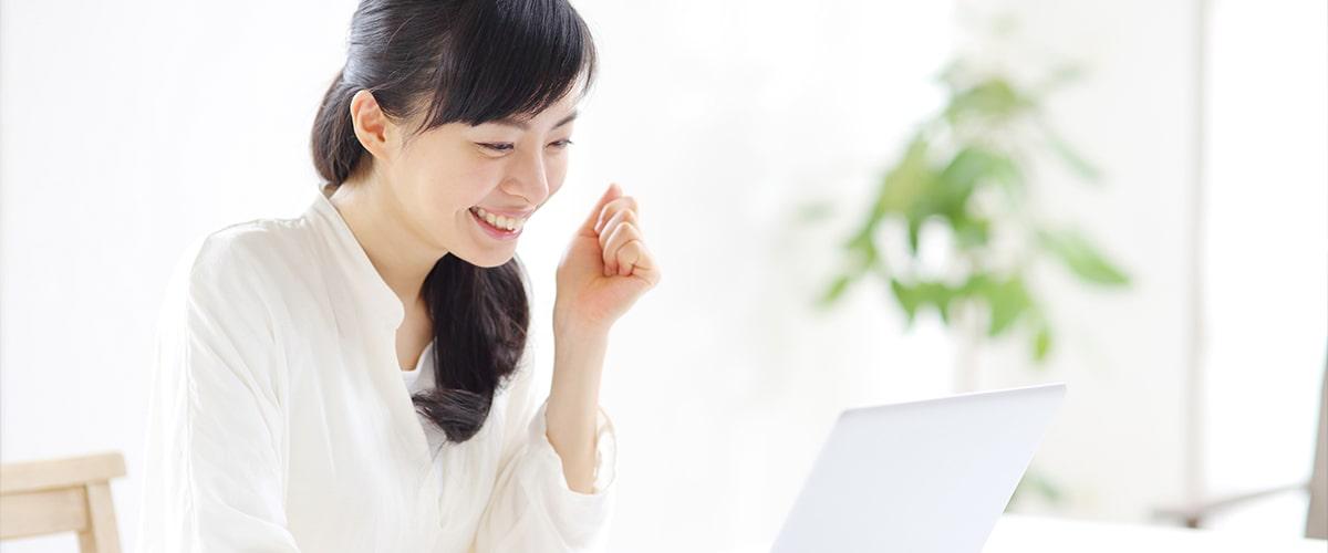 理由5:オンライン対応可能 ZoomやLINEでのオンライン通話も可能です
